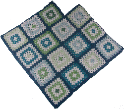 Le Crochet Modèle Gratuit De Poncho à Réaliser Avec 30