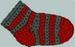 Les chaussons de Noël