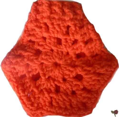 Pochette Sport N°1 hexagonale