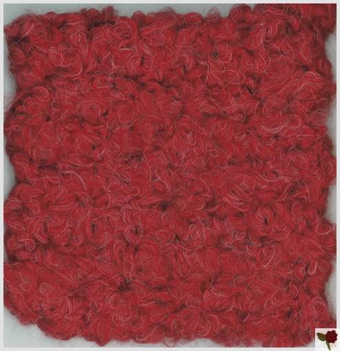 Lammy Bouclé rose