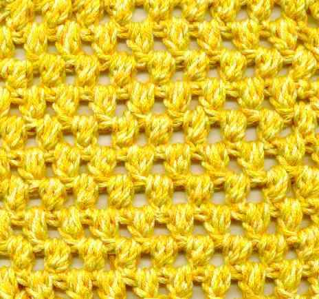 Le Crochet Les Mouchets Point En Relief Au Crochet